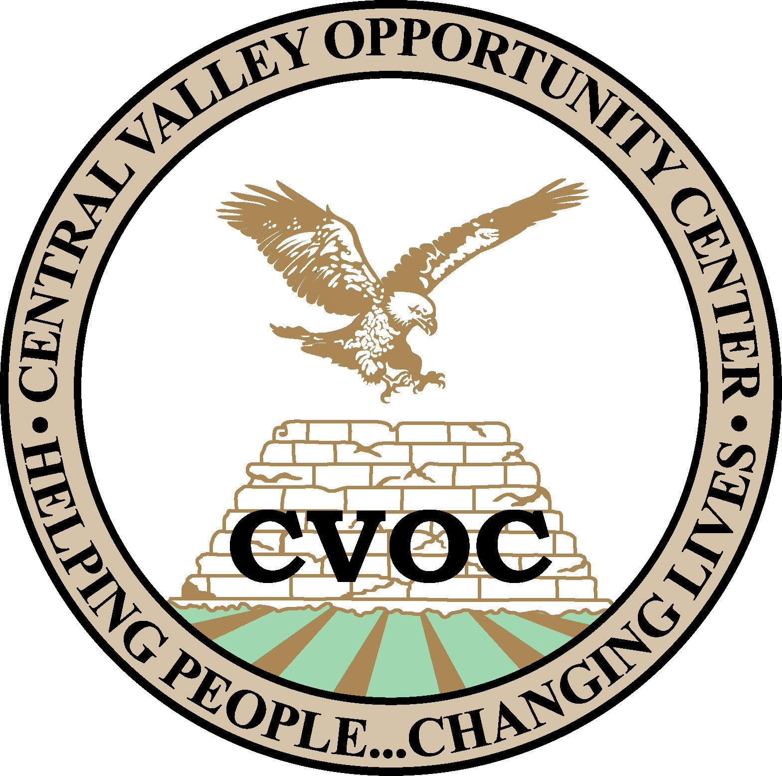 Central Valley Opportunity Center Logo