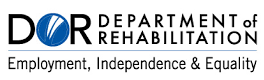 Department of Rehabilitation Logo