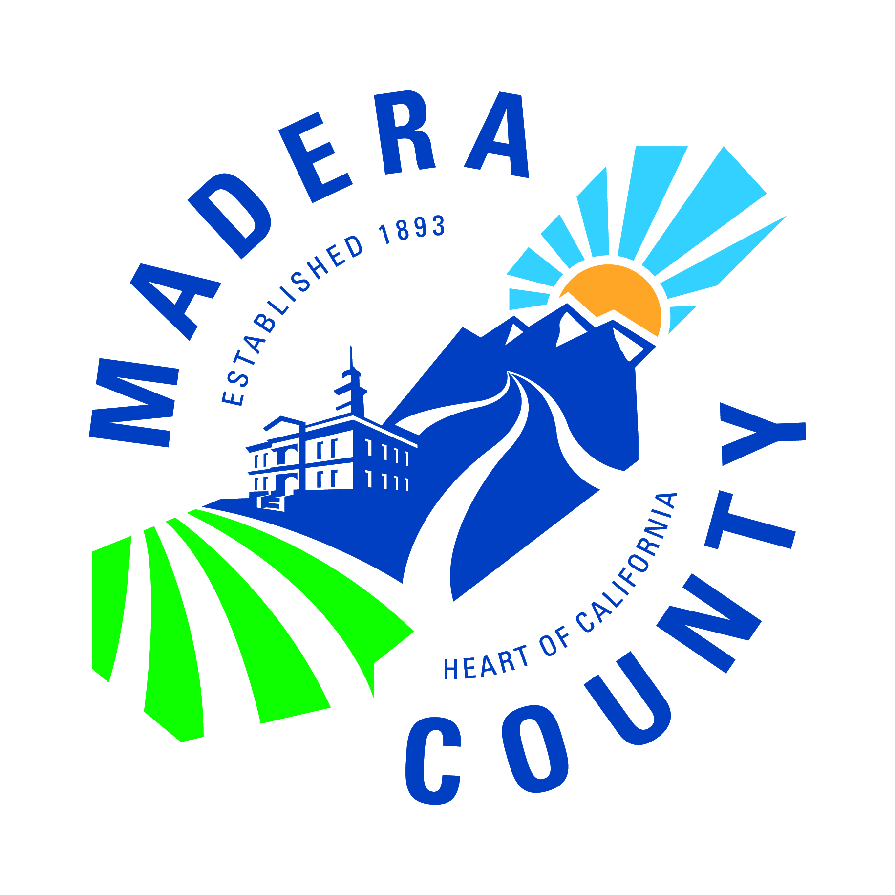 Madera County Department of Social Services Logo