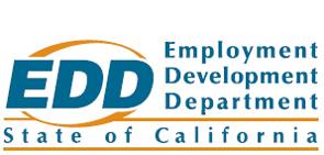 State of California Employment Development Department Logo