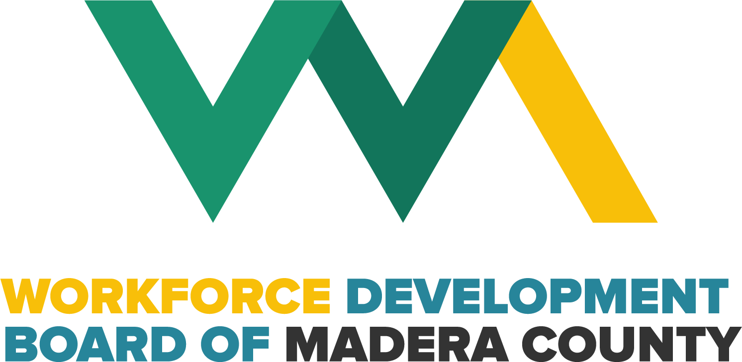 Workforce Development Board of Madera County logo